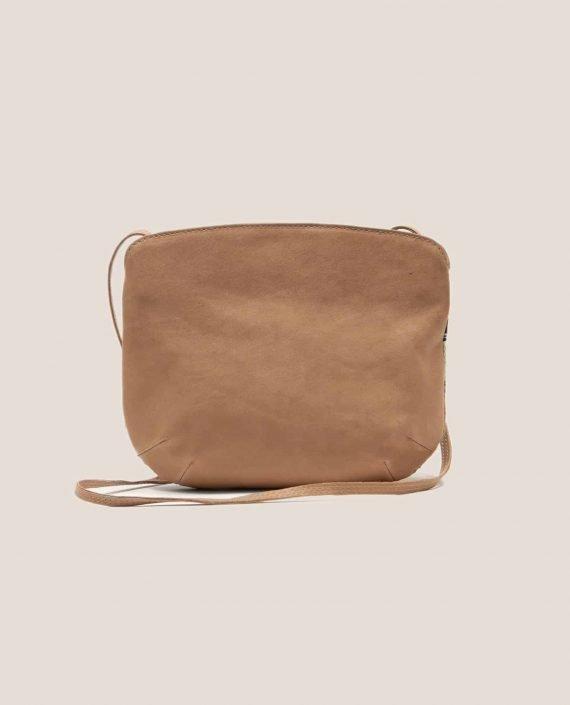 Parte atrás en cuero rosa de bolso para colgar Debbie Peter Rosa (ref #DTPN-48-18) de Petty Things