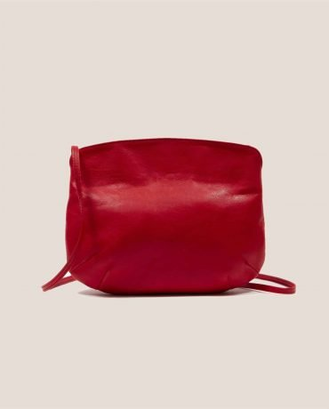 Cross Body Bag, Debbie Red (ref #DPR-30) Petty Things - back