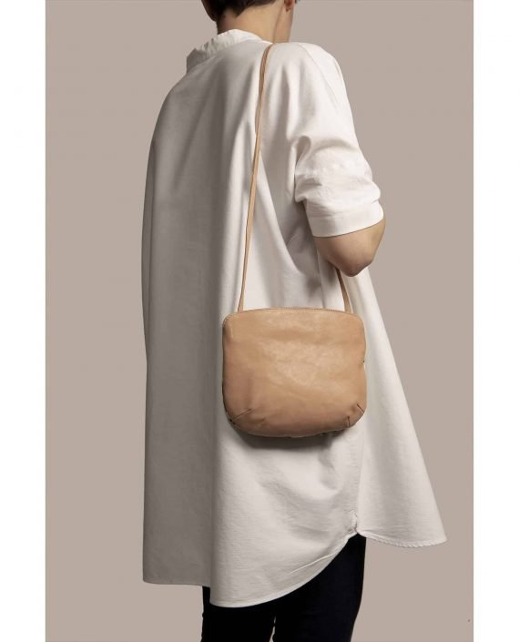 Bolso bandolera, Debbie rosa (ref #DPR-16) Petty Things - modelo