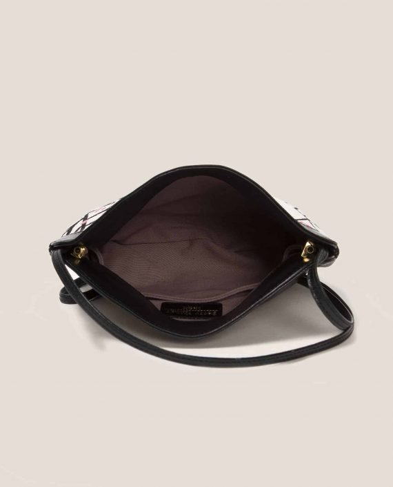 Cross Body Bag, Debbie Ula (ref #DTN-7-19) Petty Things - interior