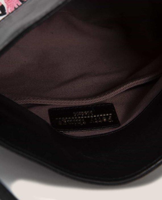 Cross Body Bag, Debbie Ula (ref #DTN-7-19) Petty Things - interior detail