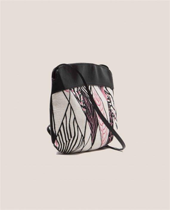 Cross Body Bag, Debbie Ula (ref #DTN-7-19) Petty Things - side