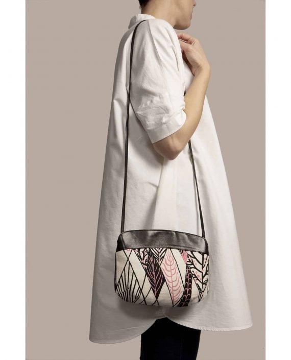 Cross Body Bag, Debbie Ula (ref #DTN-7-19) Petty Things - model