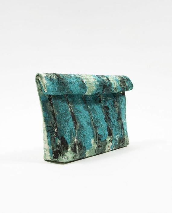 Small bag Doris Blue side - Petty Things