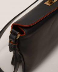 JUDY-chloe-lady-bag-leather-black-Petty-Things-side-detail-1