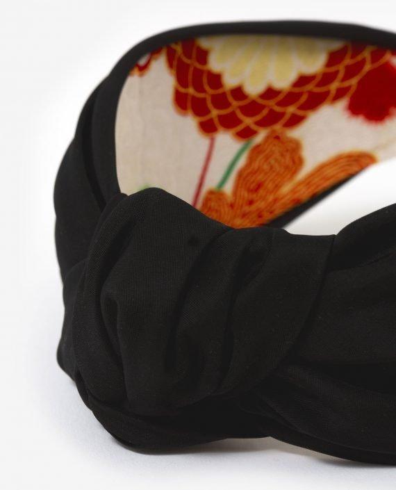 diadema de nudo Clea para evento - nudo