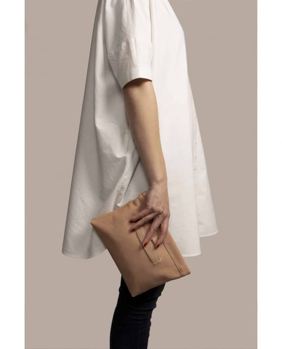 Clutch, bolso mano, Marlen Rosa (ref #MPR-29) Petty Things - modelo