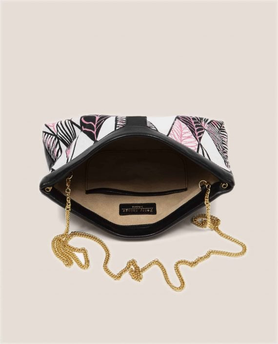 Clutch, handbag, Marlen Ula (ref #MTPN-7-24) Petty Things - interior